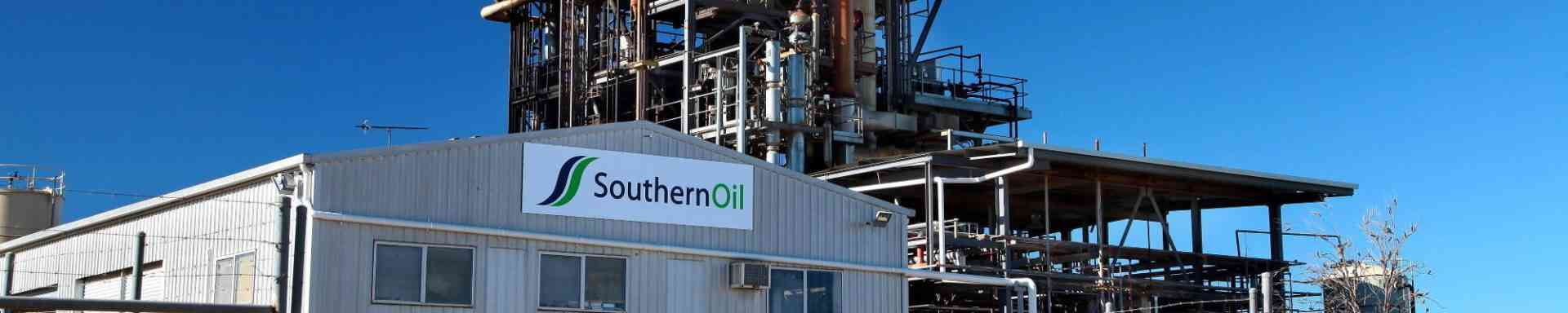 southern oil banner